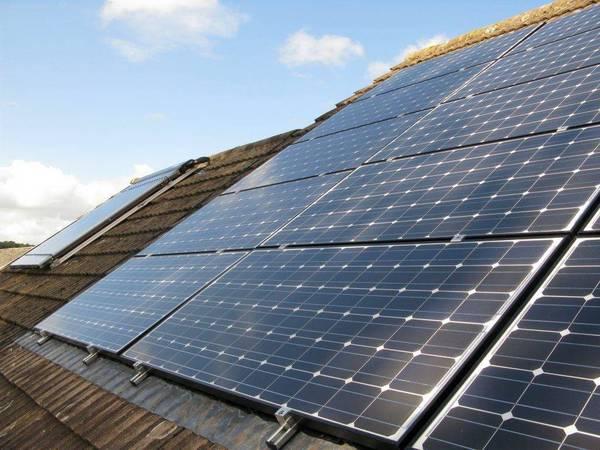 panneau solaire 4000w